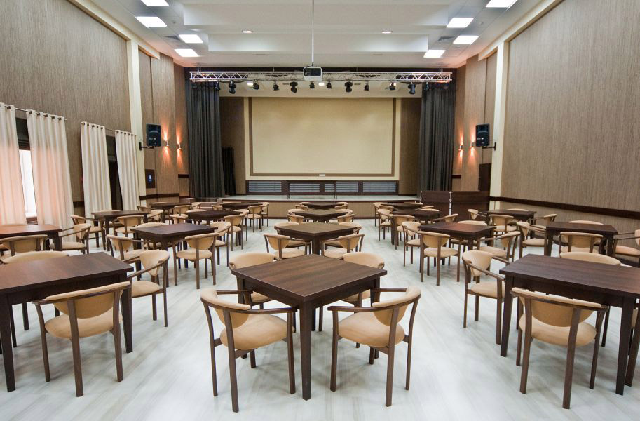 main bigconference hall